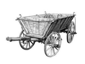 Ráfový vůz – truhlík
